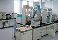 分析実験室