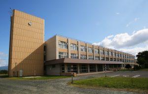 岩内町立岩内第一中学校(いわないちょうりついわないだいいちちゅうがっこう)