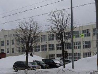 岩内町立岩内東小学校(いわないちょうりついわないひがししょうがっこう)