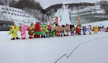 2015HBCカップジャンプin 大倉山ジャンプ競技場編2